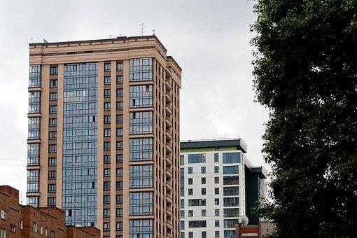 City, High-rises, Multi-storey Building, Community