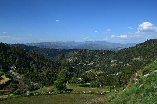 Pakistan, Mountains, Sky, Pakistani, Islamabad, Hills