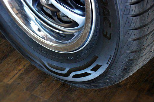 Auto Tires, Close Up, Wheel, Vehicle, Mature, Auto