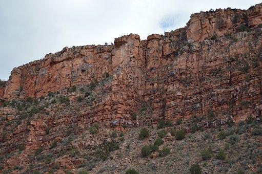 Mountains, Cliff, Nature, Landscape, Rock, Steep
