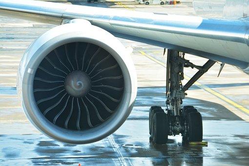 Jet, Engine, Aviation, Aircraft, Airplane, Plane