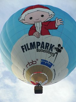 Balloon, Hot Air Balloon, Ballooning, Captive Balloon