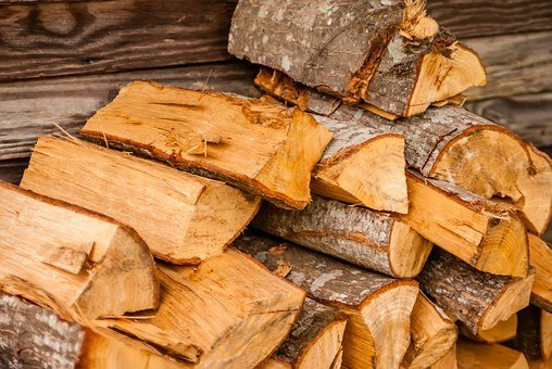 Bark, Birch, Brown, Chimney, Chop, Close-up