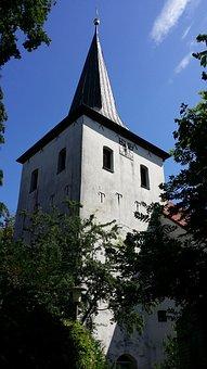 Church, Steeple, Building, Church Steeples, Spire
