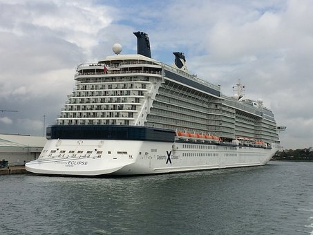 Celebrity Eclipse, Cruise Liner, Passenger Ship