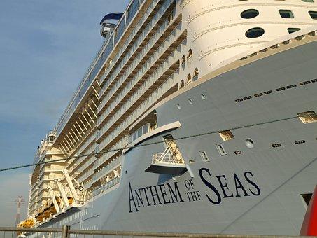 Anthem Of The Seas, Cruise Ship, Ozeanriese, Cruise