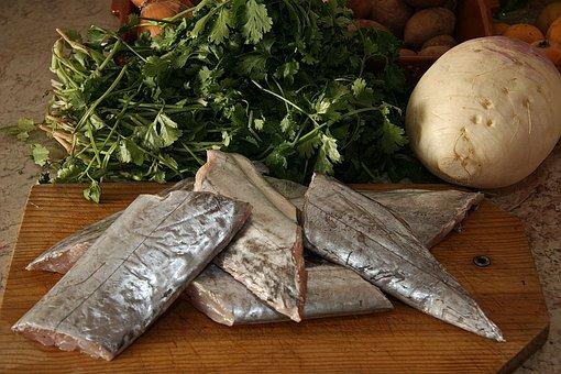 Espada, Fish, Mediterranean Fish, Portugal, Food