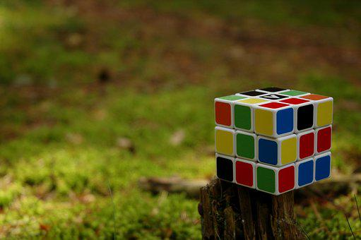 Rubik's Cube, Game, Cube, Strategy, Idea, Success