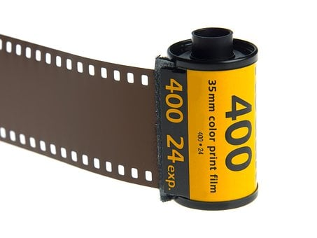 Celluloid, Film, 35mm, Iso, Black, Camera, Photography