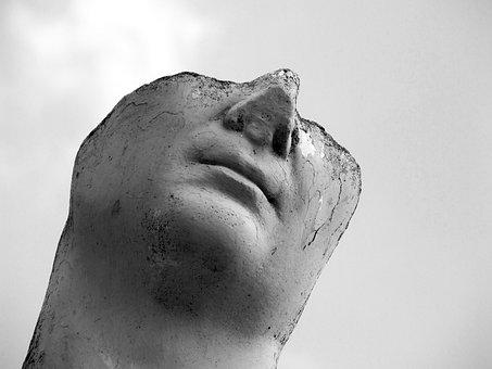 Statue, Rome, Roman Statue, Italica, Hispania, Spain