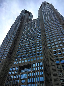 Tokyo, Metropolitan, City, Japan, Modern, Landmark