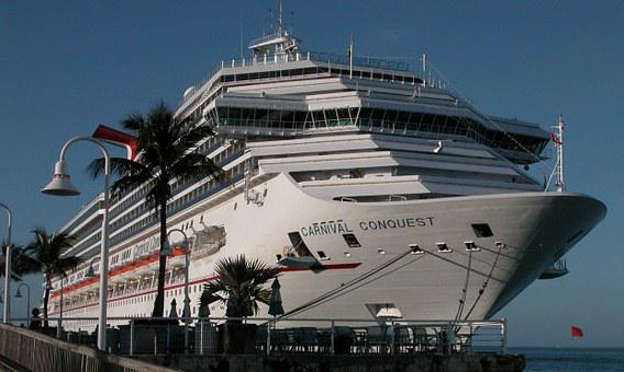 Key West Ocean Liner, Key West Cruise Ship, Cruise Ship