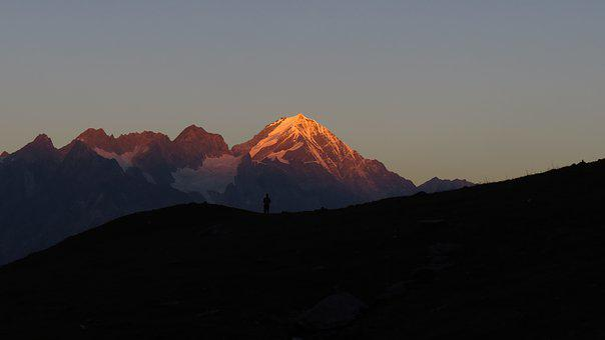 Trekking, Bhrigu Lake, Kullu, Manali