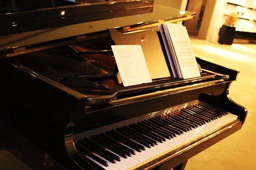 Piano, Score, Art