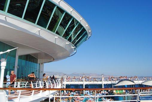 Ship, Cruise, Sea, Island, Venice, Barge, Costa