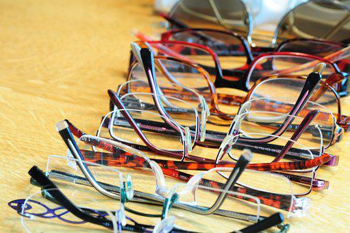 Glasses, Sehhilfe, Glasses And Opticians, Eye Glasses