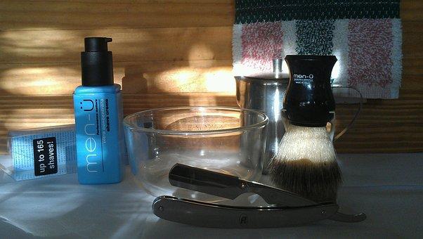 Morning, Shave, Barberrazor, Ava, Straightrazor, Barber