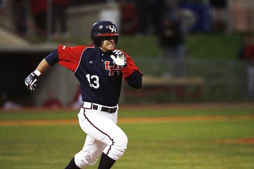 Baseball, Player, Sport, Game, Uniform, Baseball Player