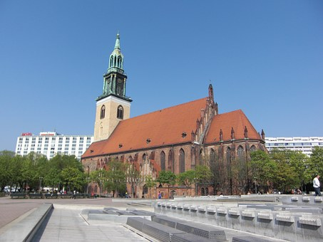 St Mary's Church, Berlin, Martin Luther, Church