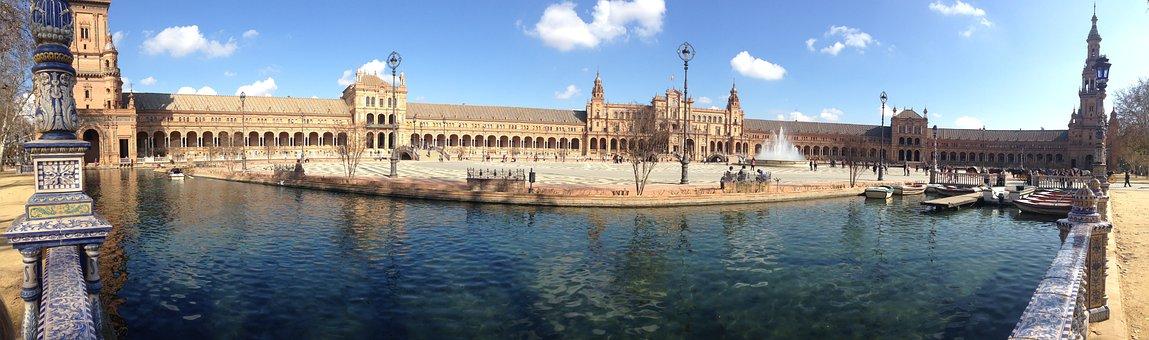 Seville, Tourism, Landmark, Architecture, Travel