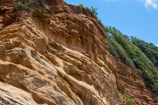 Cliff, On Edge, St Vincent And The Grenadines, Copper