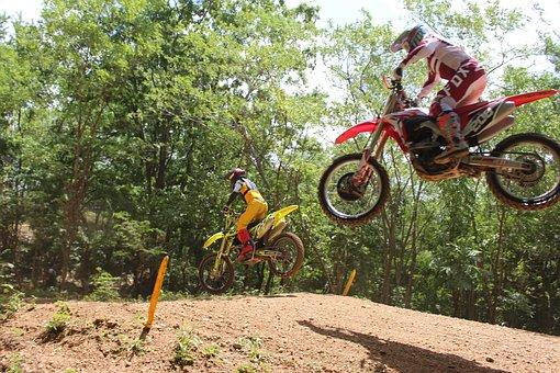 Motocross, Enduro, Motorcyclist, Speed, Career, Moto