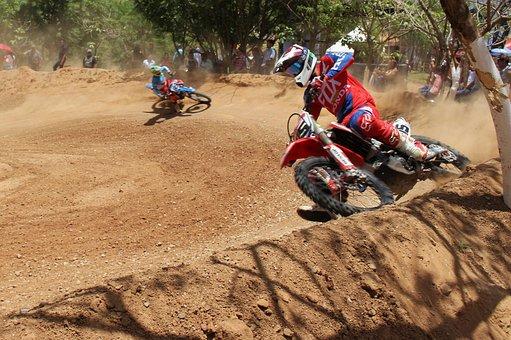 Motocross, Enduro, Jump, Motorcyclist, Moto, Career
