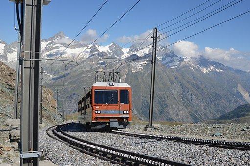 Gornegrat, Gornegrat Bahn, Switzerland, Engineering