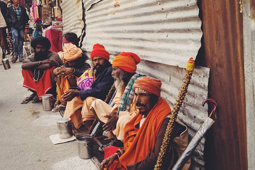 Street, India, Indianpeople, Color, Religion Drool