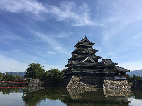 Matsumoto Castle, Castle Of Japan