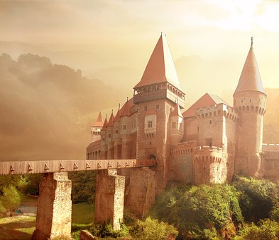 Architecture, Building, Castle, Romania, Romanian