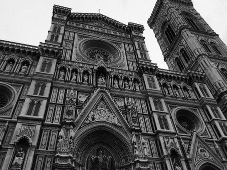 Italy, Florence, Old, Firenze, Tuscany, Tourism