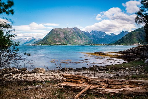 Norway, Scenic, Landscape, Nature, Water, Mountains