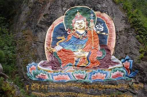 Bhutan, Guru Rinpoche, Mahayana, Buddhism