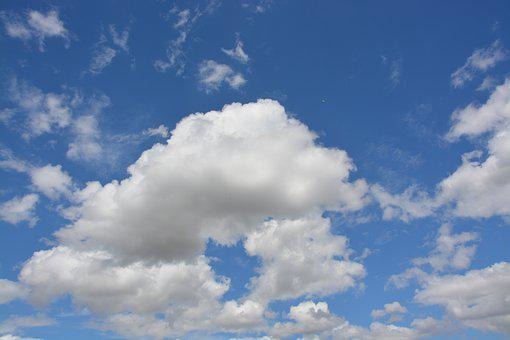 Clouds, White, Stratus, Cumulus, Weather, Nature, Sky