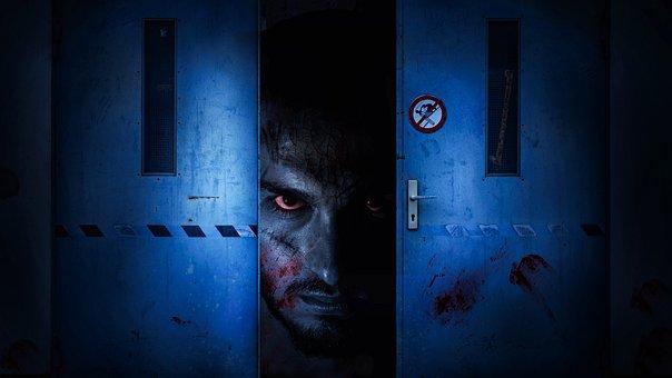 Dark, Folk, Sinew, Mystery, Horror, Door