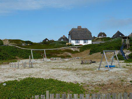 Hörnum, Sylt, Island, Landscape, Nature, Vacations