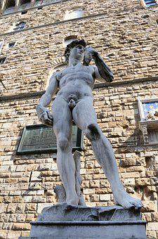 Florence, Italy, Michelangelo, Tuscany, Marble