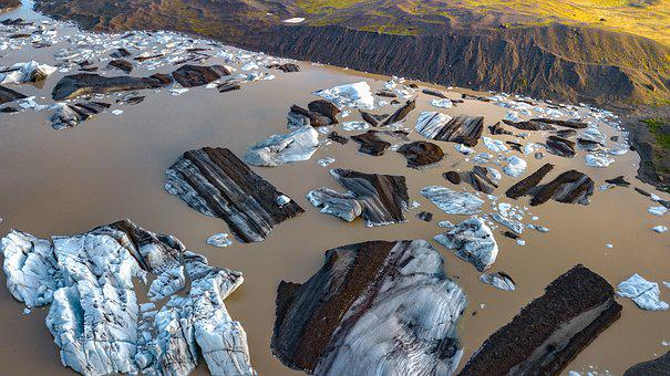 Glacier, Ice, The Glacier, Cold, Beautiful, Snow