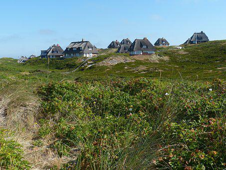 Hörnum, Sylt, Island, Landscape, Nature, Vacations