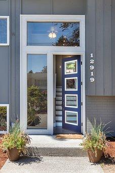 Front Door, 10 Foot Tall Door, Modern Door, Modern
