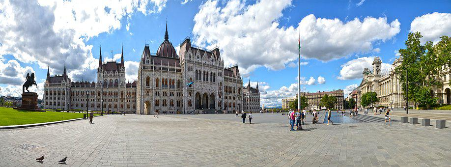 Parliament, Hungary, Place, Travel, Europe, Tourism