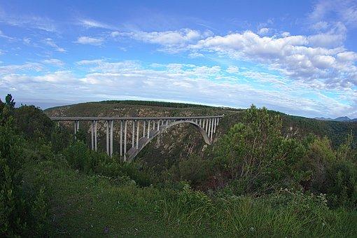 Bloukrans, River, Bridge, N2, Khoisan Village