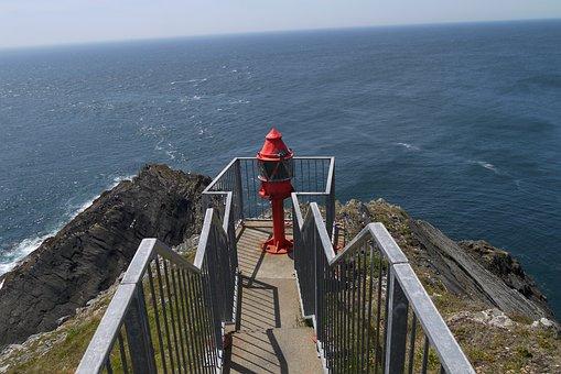 Mizen, Head, Ireland, Atlantic, Cliff, Lighthouse