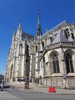 Church, Cathedral, Building, Religion, Religious