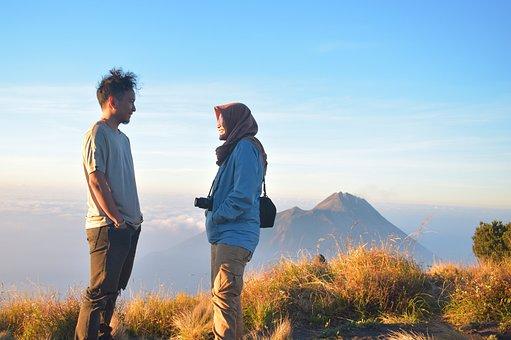 Couple, Travel Mate, Adventure, Hiking, Romantic