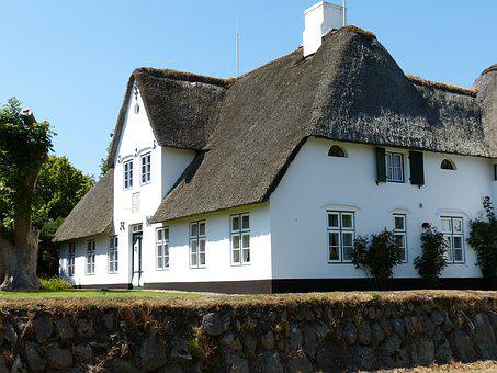 Sylt, Keitum, Places Of Interest, Historically