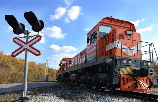 Modernised Locomotive, Tem 2 Ummc, Railway