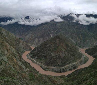 Jinshajiang, Yunnan, China