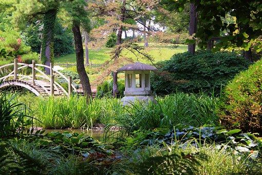 Fabyan Japanese Tea Garden, Geneva, Il